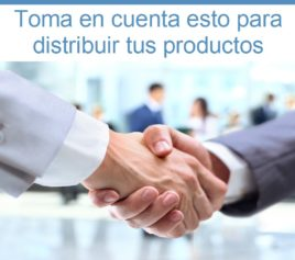¿Tienes un producto y no sabes cómo distribuirlo? En este artículo te enseñamos cómo
