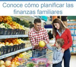 ¡En la organización está el éxito! Conoce cómo planificar las finanzas familiares