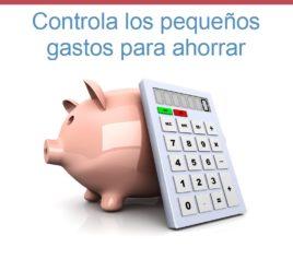 ¡Aprende a controlar tus pequeños gastos! Ahórrate unos dólares siguiendo estos consejos