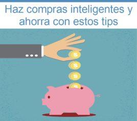 Ahorra siguiendo estos tips y haz compras inteligentes