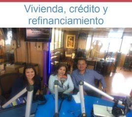 Programa de radio 23/10/2017 – Vivienda, crédito y refinanciamiento