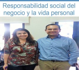 Programa de radio 13/11/2017 – Responsabilidad social, ambiental y financiera en el negocio y la vida laboral y personal